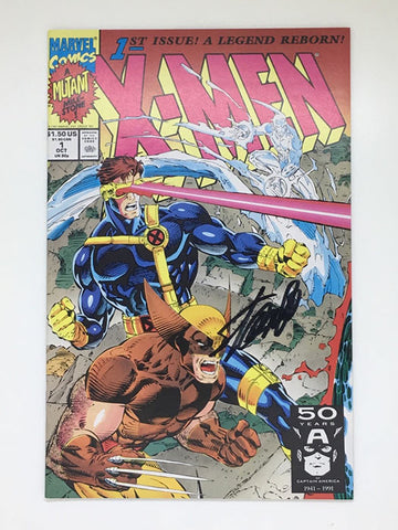X-Men #1 (1991) Cover C Signed by Stan Lee