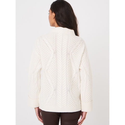 Repeat Luxe Textered Sweater