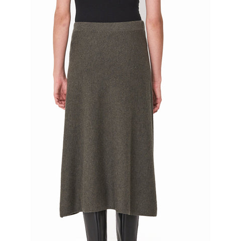 Repeat Cashmere Skirt