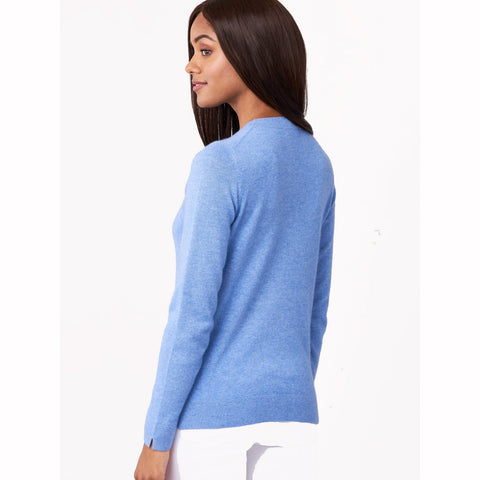 Repeat Vee Sweater