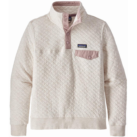 Cotton Quilt Snap T Pullover