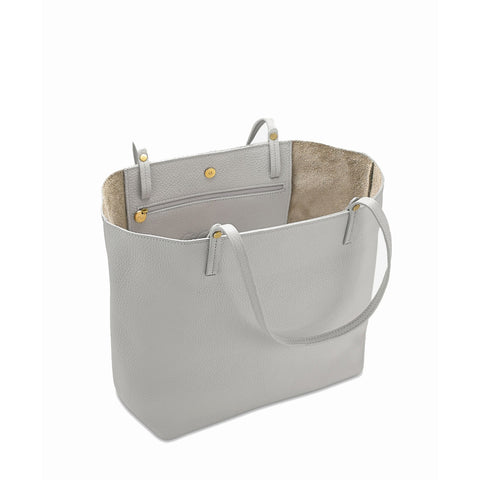 Gigi Tori Tote Pebble Leather