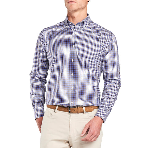 Peter Millar Two Color Gingham