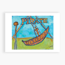 Load image into Gallery viewer, Pirate Ship PNE