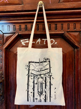 Load image into Gallery viewer, Tea Time - Tote Bag - SharpBlunt.Art