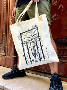 Tea Time - Tote Bag - SharpBlunt.Art