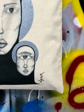 Load image into Gallery viewer, Twins - Tote Bag - SharpBlunt.Art
