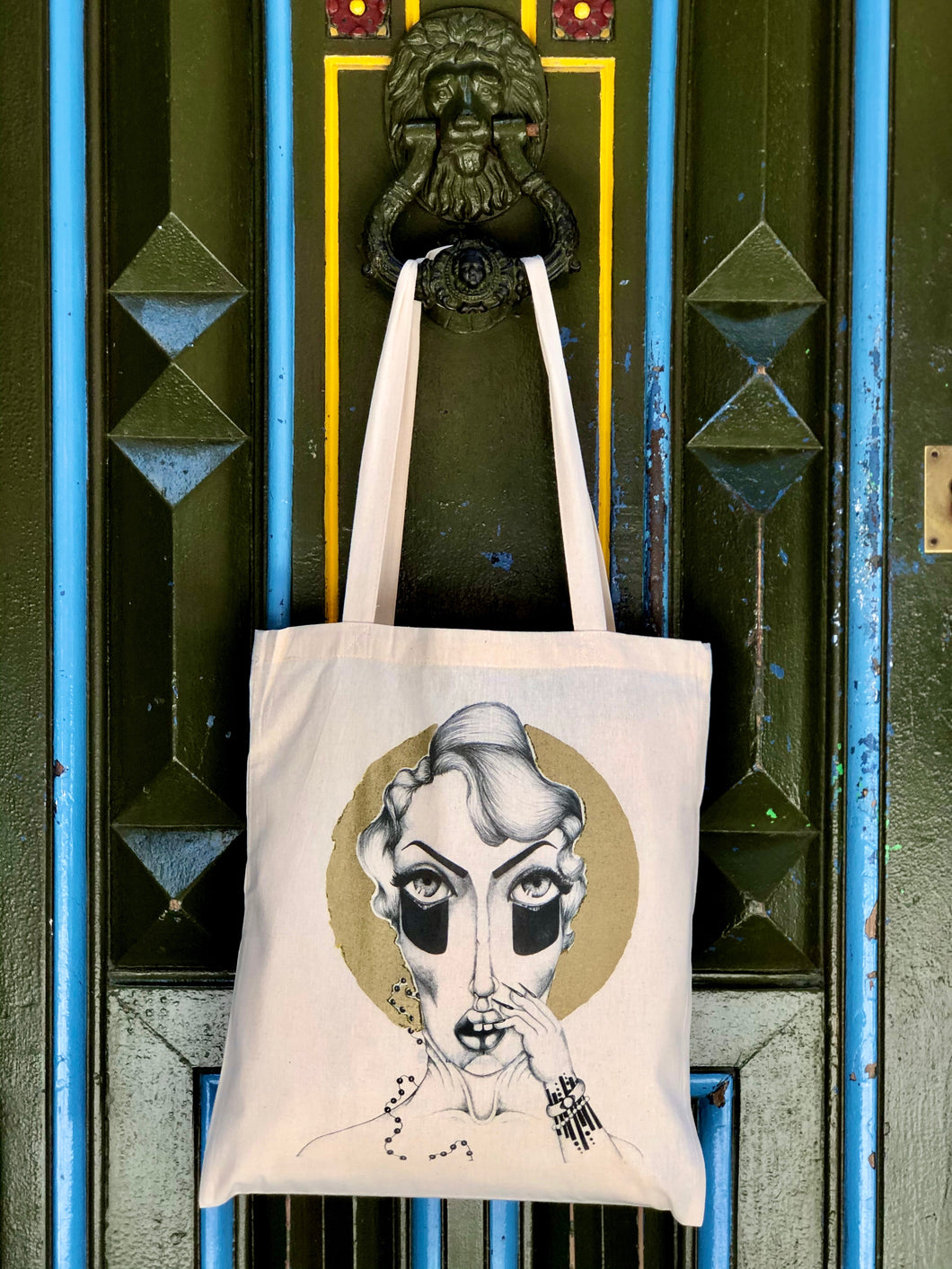 Halo - Tote Bag - SharpBlunt.Art