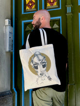 Load image into Gallery viewer, Halo - Tote Bag - SharpBlunt.Art