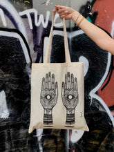 Load image into Gallery viewer, Manos - Tote Bag - SharpBlunt.Art