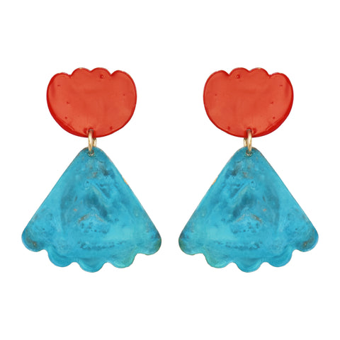 Poppy Athalia Earrings