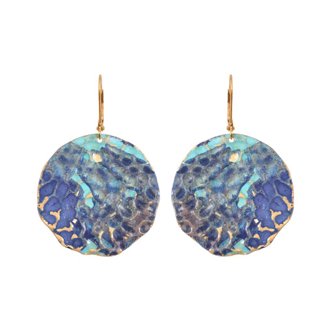 We Dream in Colour - Cebille Earrings