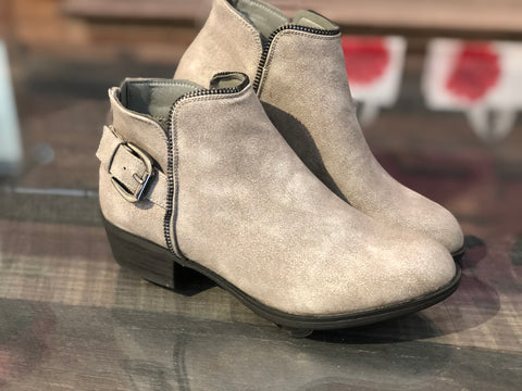 """Adrienne"" Booties"