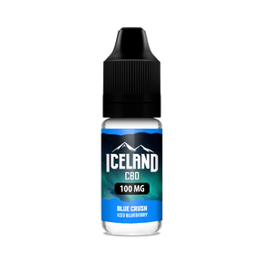 Iceland Blue Crush CBD E-LIQUID
