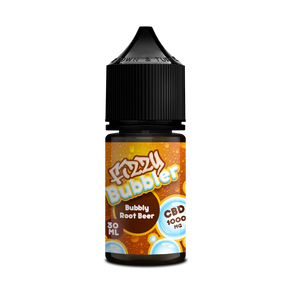 Fizzy Bubbler Bubbly Root Beer CBD E-LIQUID