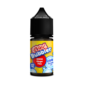 Fizzy Bubbler Disco Ginger Fizz CBD E-LIQUID