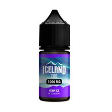 Load image into Gallery viewer, Iceland Hemp Ice CBD E-LIQUID