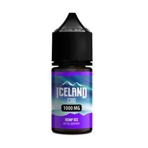 Iceland Hemp Ice CBD E-LIQUID