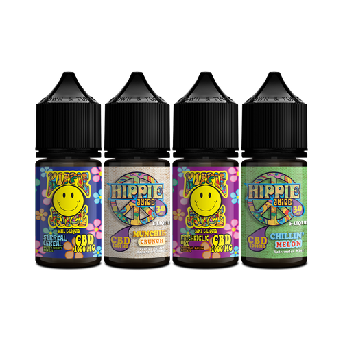 Hippie Juice CBD E-LIQUID