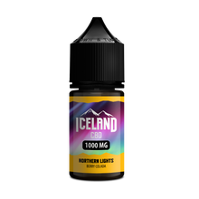 Load image into Gallery viewer, Iceland Northern Lights CBD E-LIQUID