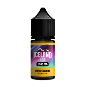 Iceland Northern Lights CBD E-LIQUID
