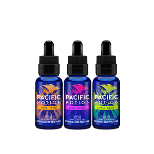 Pacific Potion CBD Tincture