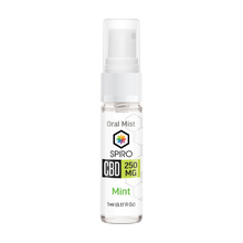 Load image into Gallery viewer, SPIRO CBD Oral Mist