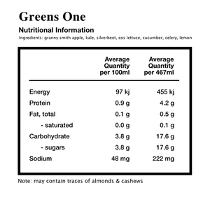greens one