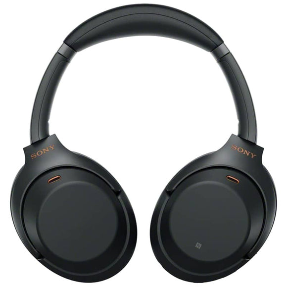 Sony WH-1000XM3 Black - Wireless Headphones