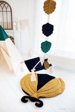 Load image into Gallery viewer, Kids rug Beetle, soft velvet play mat - Mincia Studio
