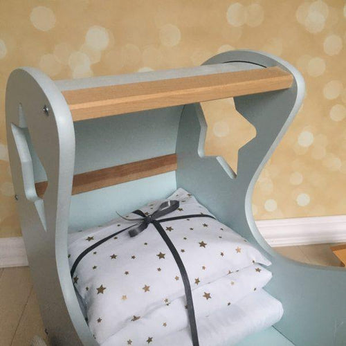 Bedding Sets For Wooden Dolls Pram - Mincia Studio
