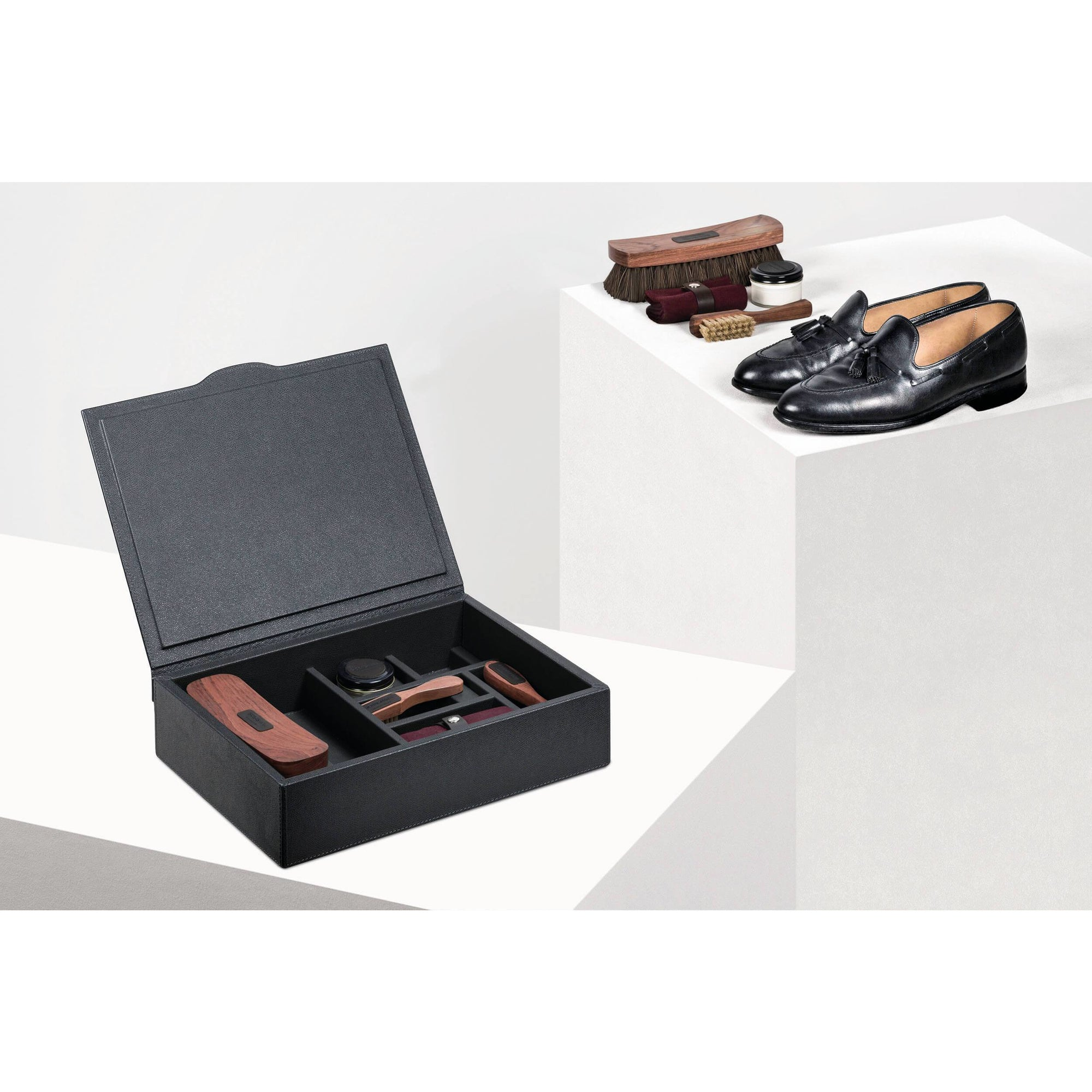 Luna Shoe Care Set