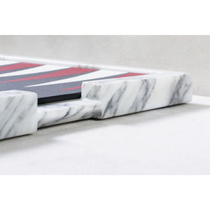 Ettore Marble Backgammon