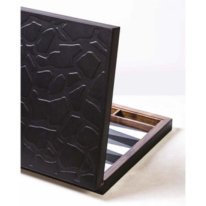 Tosca Collection Safari Backgammon Case