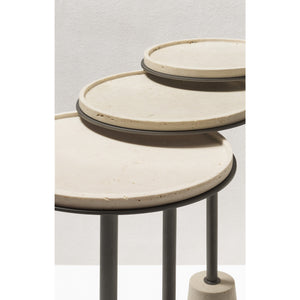 Sorrento Marble Side Table