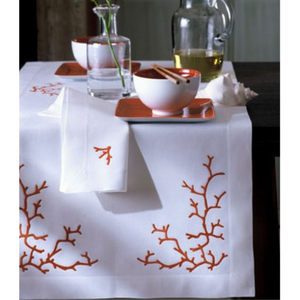 Coral Linens