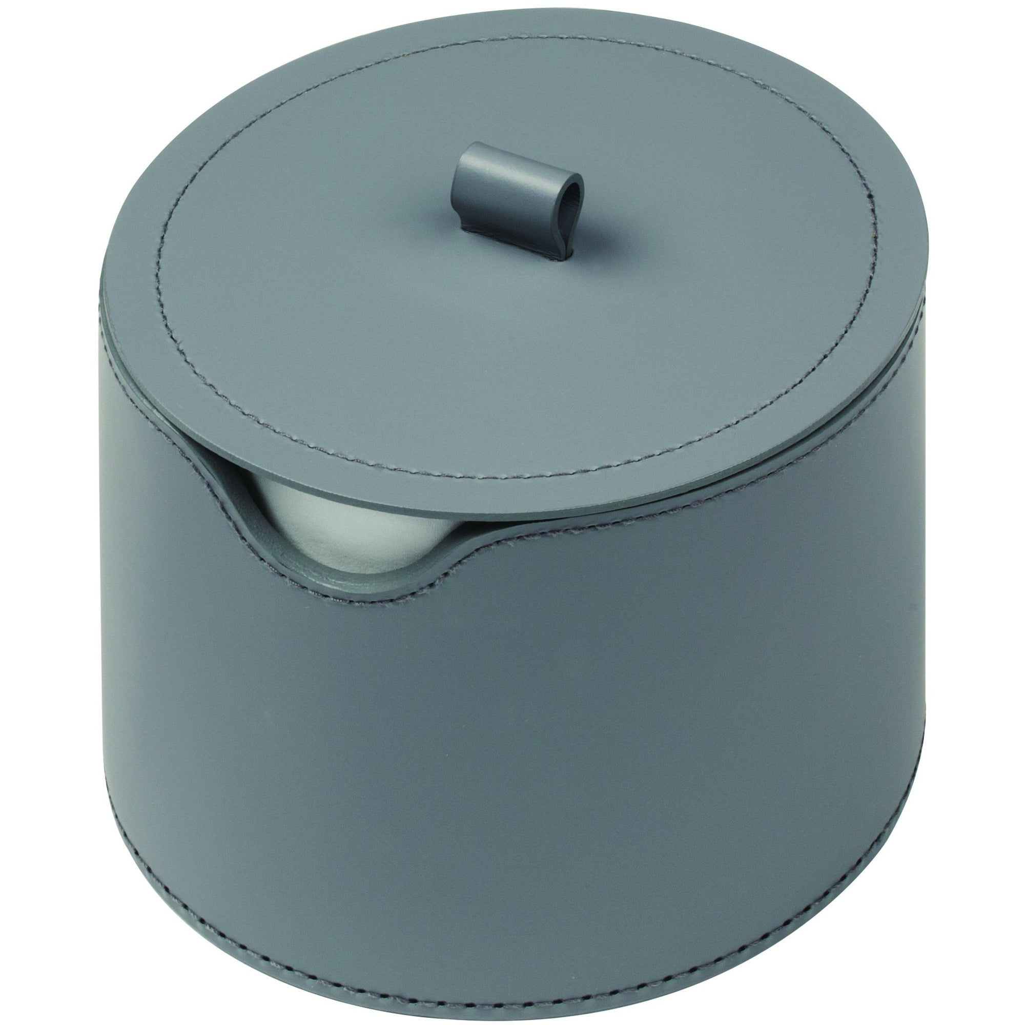 NARCISO TOILET PAPER HOLDER single with lid