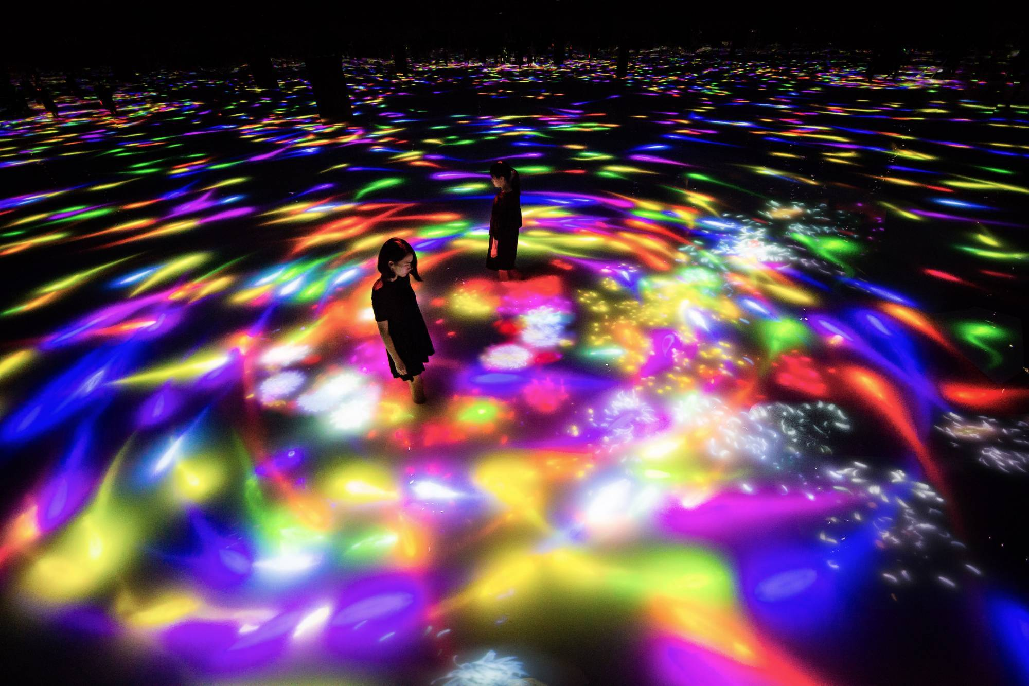 How Immersive Art Experiences are Taking Over