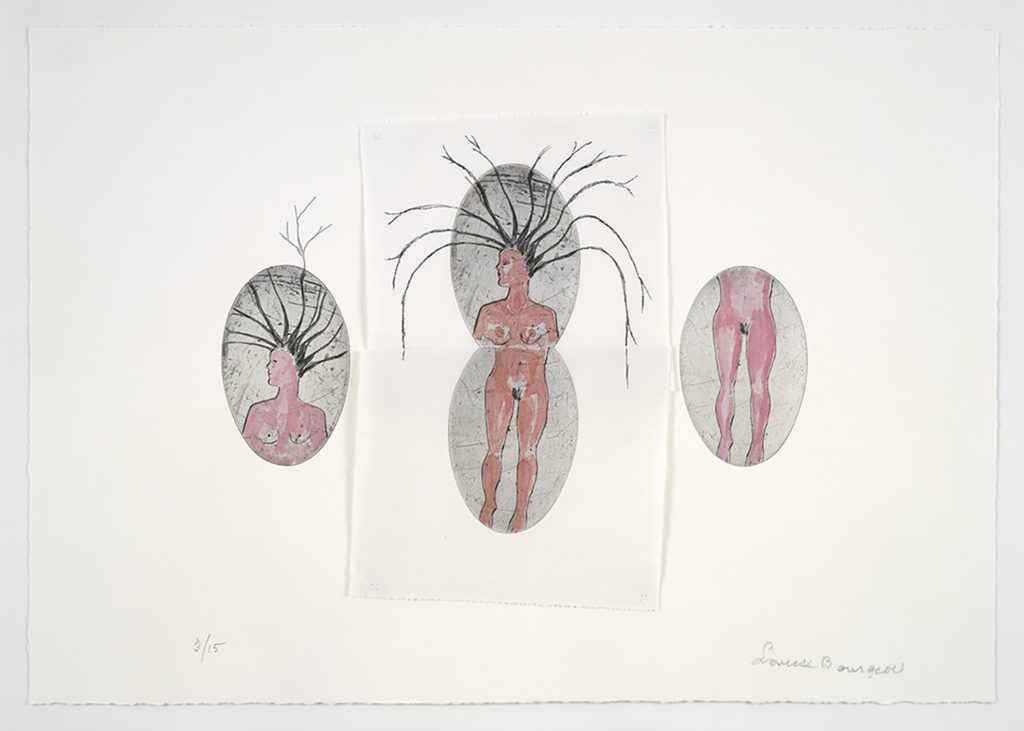 Louise Bourgeois: Solitude