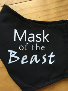 """Mask of the Beast"""