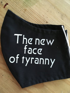 """The new face of tyranny"""