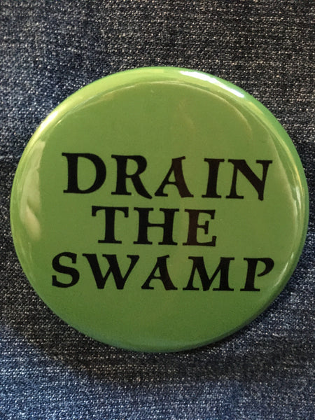 """Drain the Swamp"" Button"