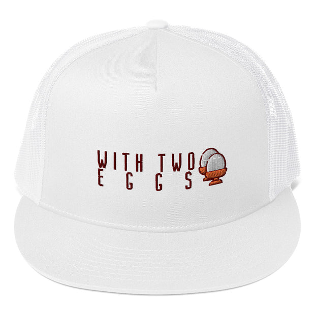 Gorra tipo trucker - With Two Eggs