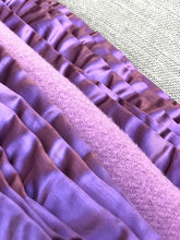 Load image into Gallery viewer, Mauve PAIR of DOUBLE Australian Wool Blankets. - Fresh Retro Love NZ Wool Blankets