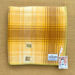 Poppa Styles with Olive! KNEE/COT New Zealand Wool Blanket