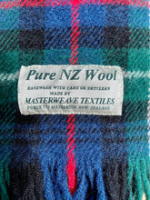 Load image into Gallery viewer, Beautiful Soft TRAVEL RUG Masterweave Pure NZ Wool Blanket