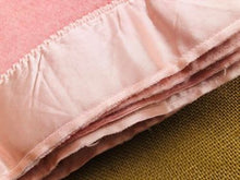 Load image into Gallery viewer, Thick & Soft SINGLE Wool Blanket PRINCESS Onehunga