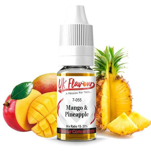 UK Flavour Fruits Range Concentrate 0mg 30ml (Mix Ratio 15-20%)