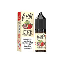 Load image into Gallery viewer, 10mg Frukt Cyder 10ml Flavoured Nic Salts (50VG/50PG)
