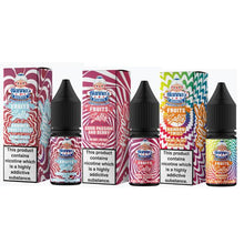 Load image into Gallery viewer, 10mg Nanna's Secret Fruits 10ml Flavoured Nic Salt (50VG/50PG)
